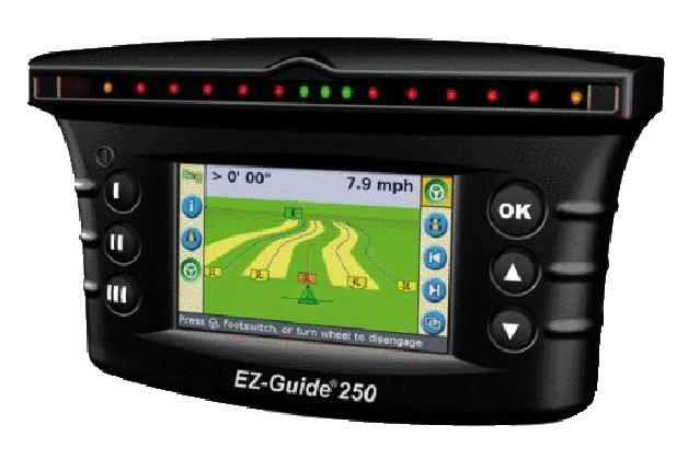 Система параллельного вождения Trimble EZ-Guide 250 - Фото_1